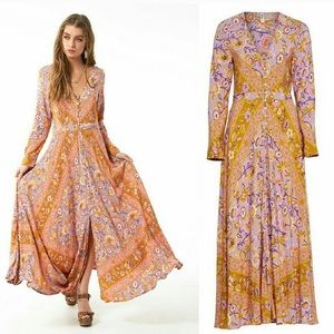 Spell & The Gypsy  Long Sleeve Lolita Floral Gown